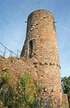 Burgen am Hochrhein