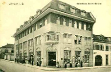 Warenhaus Knopf, Lörrach